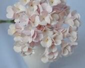 Wedding bouquet Hydrangea flowers Made by Order