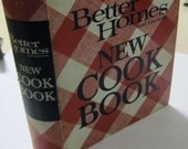 Better Homes and Gardens New Cook Book, Meredith Press, 1968, 1970 Third Printing