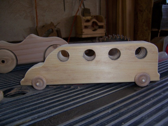 Toy Limo Car for a Fun Time for Kids, Children, Handcrafted Toy Cars