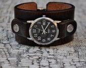 Riveted Pin Watch Cuff