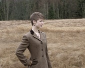 English Countryside Riding Jacket, Autumn - gardenofsimples