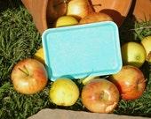 Salesman Samples Lunch Trays Vintage Kitchen Decor- Set of 4