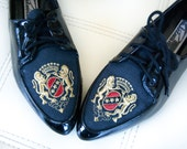 RESERVED RESERVED RESERVED Vintage Loafers - 80s Shoes