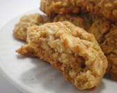 Harvest Honey Nut Oatmeal Cookies 1 Dozen