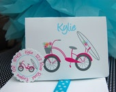 Printable Personalized Note Cards