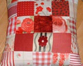 Patchwork Cushion for Lisa
