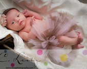 Chocolate covered strawberry tutu sizes newborn to 4t-Custom orders welcome