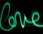 Electric Love - Wall Art Fine Art Photography Print 5x7