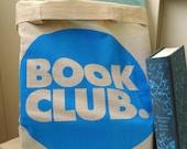 Book Club - Sky Blue
