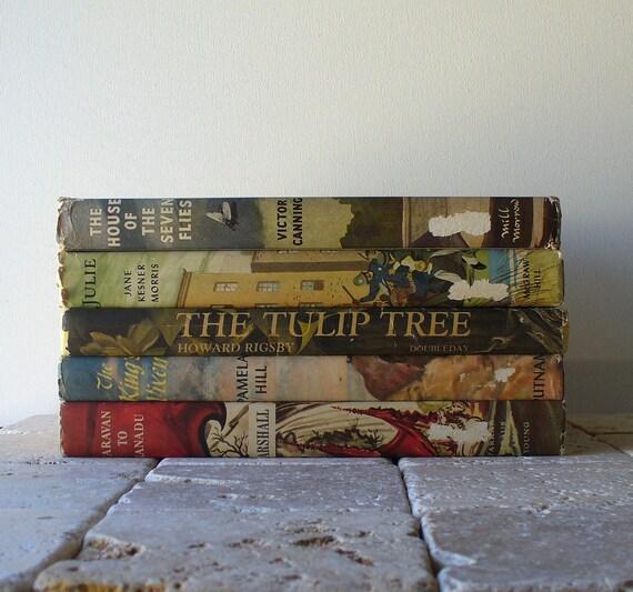 vintage romance novels 1950s instant collection