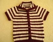 Baby Vest...Cardigan...