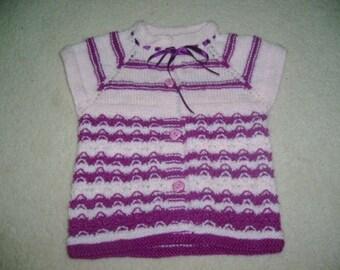 Baby Vest...Sweater