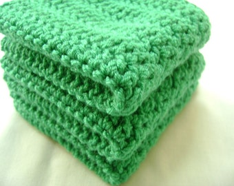 CROCHET COTTON DISHCLOTHS