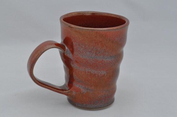 Berry Rust Twist Mug