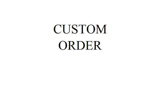 Custom Listing for kosullivan78 - Canvas Sign