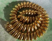 Heavy Gold Tone Necklace