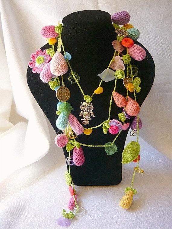 Necklace Beautiful Colours
