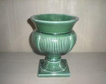 Green USA Vase