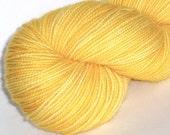 Sock yarn Zesty 80/20 superwash merino / nylon hand dyed sock / fingering weight yarn