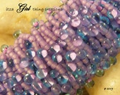Bubbles Seed Bead Bracelet with Free Shipping (Item 2009)