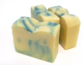 Cold Process Green Tea and Cucumber Soap