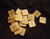 Pandora's Runes, Divination, Unique