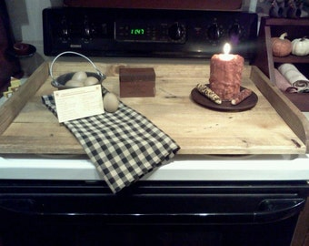 primitive stove board
