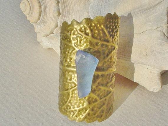 Bronze Sea Fan Ring