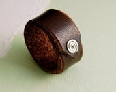 Genuine Leather Ring
