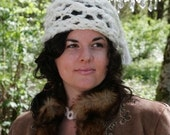 Darling Chapeau - Knitted Hat - COSETTE - PDF Download