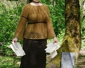 Lacy Silk Mohair Sweater - RIVA - PDF Download