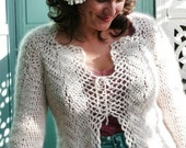 Crocheted Sweater - FAWNE - PDF Download
