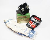Vintage View-Master with Luma View and 53 Slides