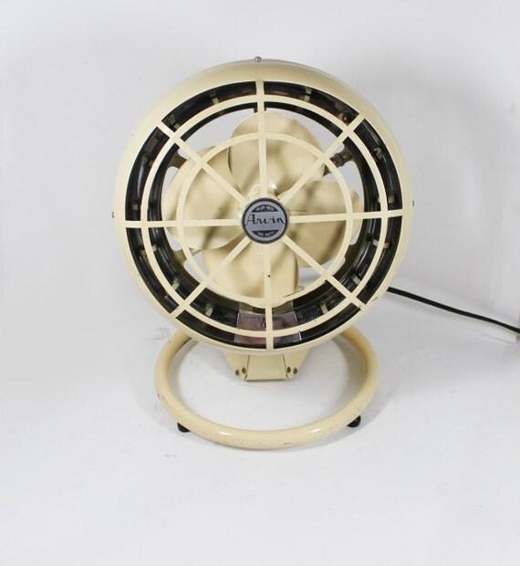 Vintage 1950s Arvin Fan Amp Heater
