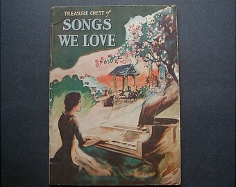 1936 Songs We Love Booklet