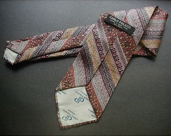 Carlo Palazzi Rome Necktie All Silk
