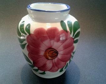 Blue Ridge Pottery Type Vase or Jar