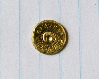Blazer .45 Brass Bullet Cabochon