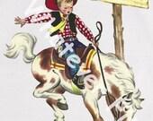 Ride'em Cowboy Tshirt or Onesie