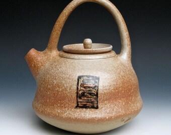 Five Cup Teapot