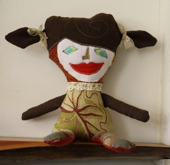 Eco Friendly Cloth Doll