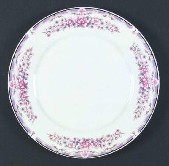 China Pearl Fine China Donna 8856 10 5/8 Inch Japan