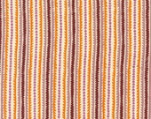 SHOP CLOSING SALE - Denyse Schmidt, Hope Valley, Canyon Stripe in Fiesta  - 1 Yard