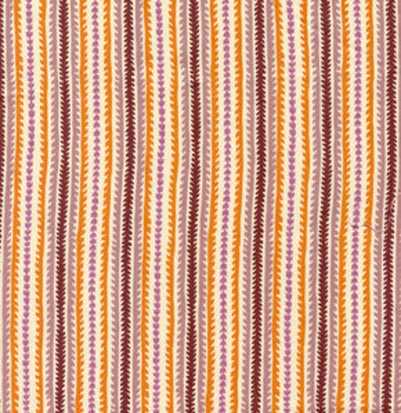 """reserved for Ryan - Denyse Schmidt, Hope Valley, Canyon Stripe in Fiesta  - 2 yards + 13"""""""
