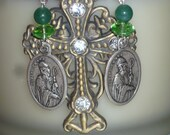 Saint Patrick Earrings