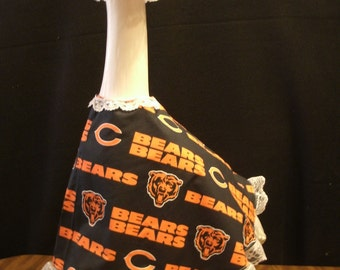 24 Inch Yard Concrete Goose Illinois Chicago Bears Dress Outfit