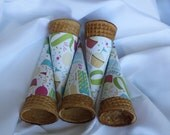 Celebration Ice Cream Cone Wrappers (set of 10)