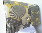 Gift Set-----Boutique Diaper Wipe Clutch and First Aid Bag ---Amy Butler Fabric