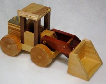 Construction Equipment - Bucket Loader