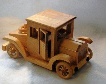 Car - Antique 1920's Coupe